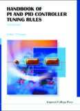Handbook of PI and PID Controller Tuning Rules 3rd Edition