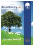 Systematic Theology by Louis Berkhof [PDF]