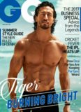 GQ India [May 2017] - feat. Tiger Shroff