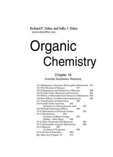 Richard F. Daley and Sally J. Daley Organic