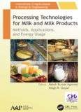 Processing Technologies for Milk and Milk Products: Methods, Applications, and Energy Usage