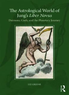 The Astrological World of Jung's 'Liber Novus'