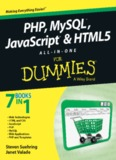 PHP, MySQL, JavaScript & HTML5 All-In-One For Dummies