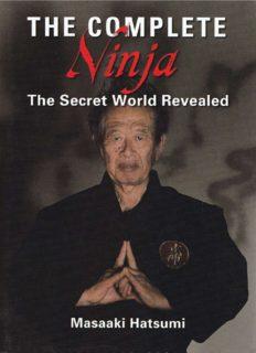 The Complete Ninja: The Secret World Revealed