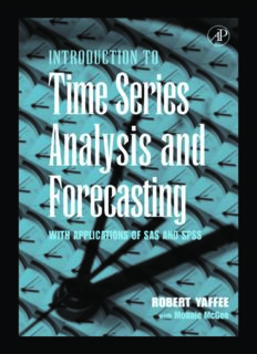 An Introduction to Time Series Analysis and Forecasting...