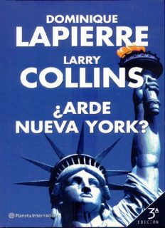 Dominique Lapierre / Larry Collins