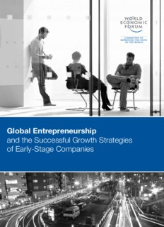 Global Entrepreneurship and the Successful Growth Strategies of
