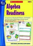 Algebra Readiness Made Easy: Grade 3: An Essential Part of Every Math Curriculum (Best Practices