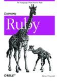O'Reilly Learning Ruby.pdf