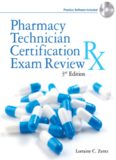 Pharmacy Technician Certification Exam Review (Delmar's Pharmacy Technician Certification Exam