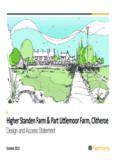 Higher Standen Farm & Part Littlemoor Farm, Clitheroe