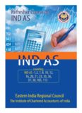 Background Material on IndAS