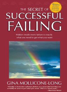 The Secret of Successful Failing - Gina Mollicone-Long