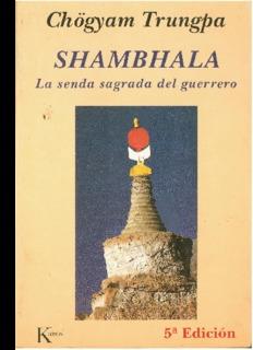 hò'gyam Trungpa SHAMBHALA