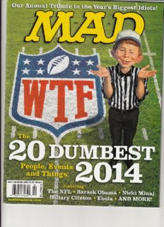 Here's the pdf file for Mad Magazine issue #531