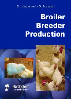 Broiler Breeder Production - La Molina