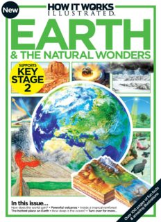 How it works illustrated. Earth & the natural wonders