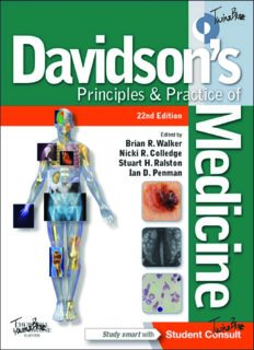 Davidsons Principles and Practice of Medicine