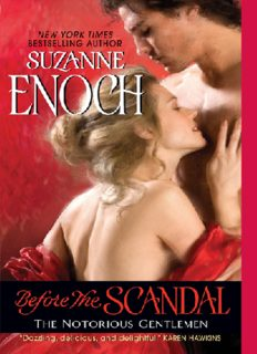 Before the Scandal: The Notorious Gentlemen (Avon Historical Romance)