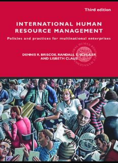 International Human Resource Management, 3rd Edition (Global HRM)