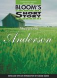 Sherwood Anderson (Bloom's Major Short Story Writers)