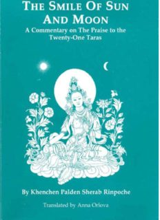 Smile of Sun and Moon, Commentary on the Praise to the 21 Taras