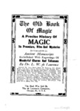The Old Book of Magic