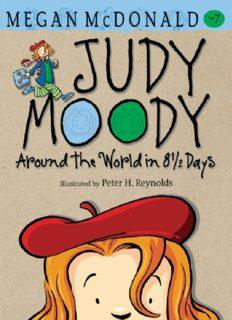 Judy Moody: Around the World in 8 ½ Days