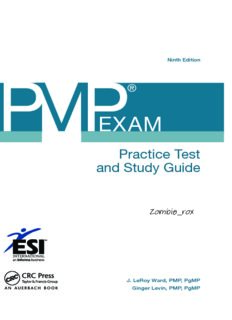 PMP® Exam Practice Test and Study Guide, Ninth Edition