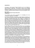 EINLEITUNG Isaac Newton Philosophiae Naturalis Principia