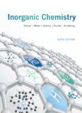 Duward Shriver's, Mark Weller's, Tina Overton's, Jonathan Rourke's and Fraser Armstrong's 'Inorganic Chemistry'