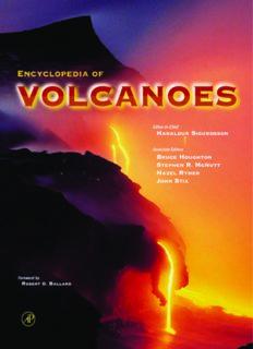 Encyclopedia of Volcanoes