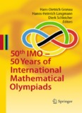 50th IMO – 50 Years of International Mathematical Olympiads