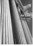 Air Law: JAA ATPL Training