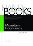 Handbook of monetary economics. : Texte imprimé