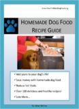 Homemade Dog Food Recipe Guide