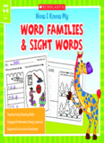 word families & sight words