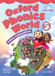 Oxford Phonics World 5 Student Book