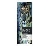 Mac OS X das Praxis-Handbuch ; Mac OS X im Detail: Alle Werkzeuge und Einstellungen im Griff ; 80