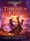 The Kane Chronicles 2 Throne of Fire