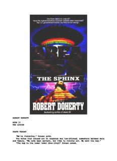 Robert Doherty - Area 51 - The Sphinx
