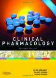 Clinical Pharmacology, 11th Ed (2012)- Bennett, Brown