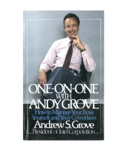 One-on-One Andy Grove