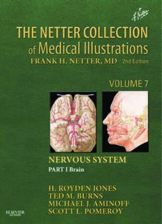 The Netter Collection of Medical Illustrations: Nervous System, Volume 7, Part 1 - Brain, 2e