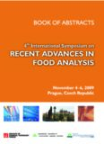 RAFA 2009 Book of Abstracts to download