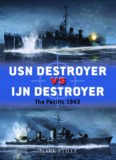 USN Destroyer vs IJN Destroyer.  The Pacific 1943