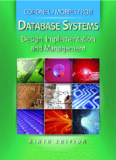 Database Systems: Design, Implementation, and Management (with