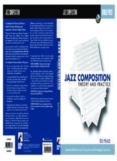 berklee press jazz composition jazz composition