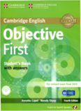 Cambridge English Objective First Student's Book With Answers