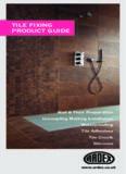 tile adhesives tile grouts floor levelling and screeds tiling render waterproof coatings natural